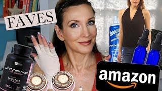 Amazon Favorites! Random Beauty + Health Stuff You Need!?