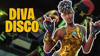 Fortnite Shop! *NEW SKIN DIVA DISCO* 30/12/18