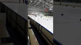 Уроки хоккея