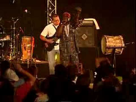 CHAMPETA- COLOMBIAFRICA ORCHESTRA LIVE  IN SUITZERLAND !!! - FEAT DALLY KIMOKO-