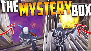 The MYSTERY Box! *NEW* Custom Gamemode! Enter at your OWN RISK - Fortnite Save The World