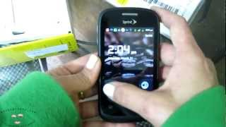 Sprint ZTE Fury Unboxing & First Impressions