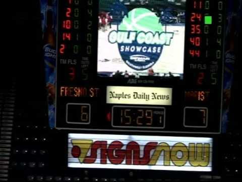 Marist vs  Fresno State 2014