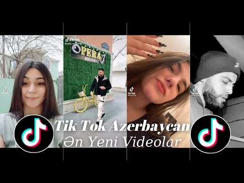 En Yeni Tik Tok Videolari Azerbaycan (2021)