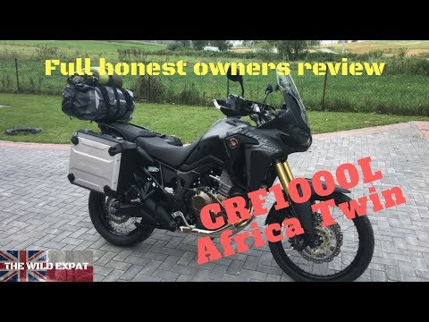 Africa Twin Honest Owners Review