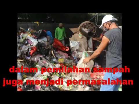 Habit of tying plastic bag in South Tangerang City