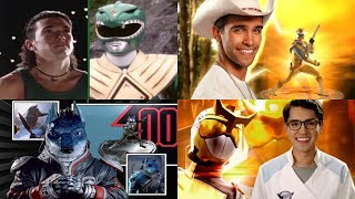 Download All Power Rangers Final Opening Themes | Power Rangers Official