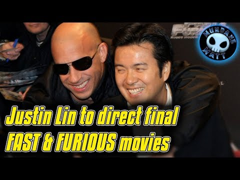 Justin Lin to direct final FAST & FURIOUS movies Mp3
