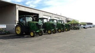 (4) 2013 John Deere 7200R 2WD Tractors For Sale in North Carolina