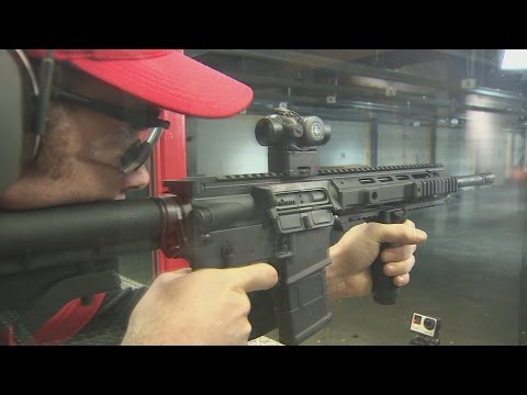 Toronto Police To Get Military-style Assault Rifles