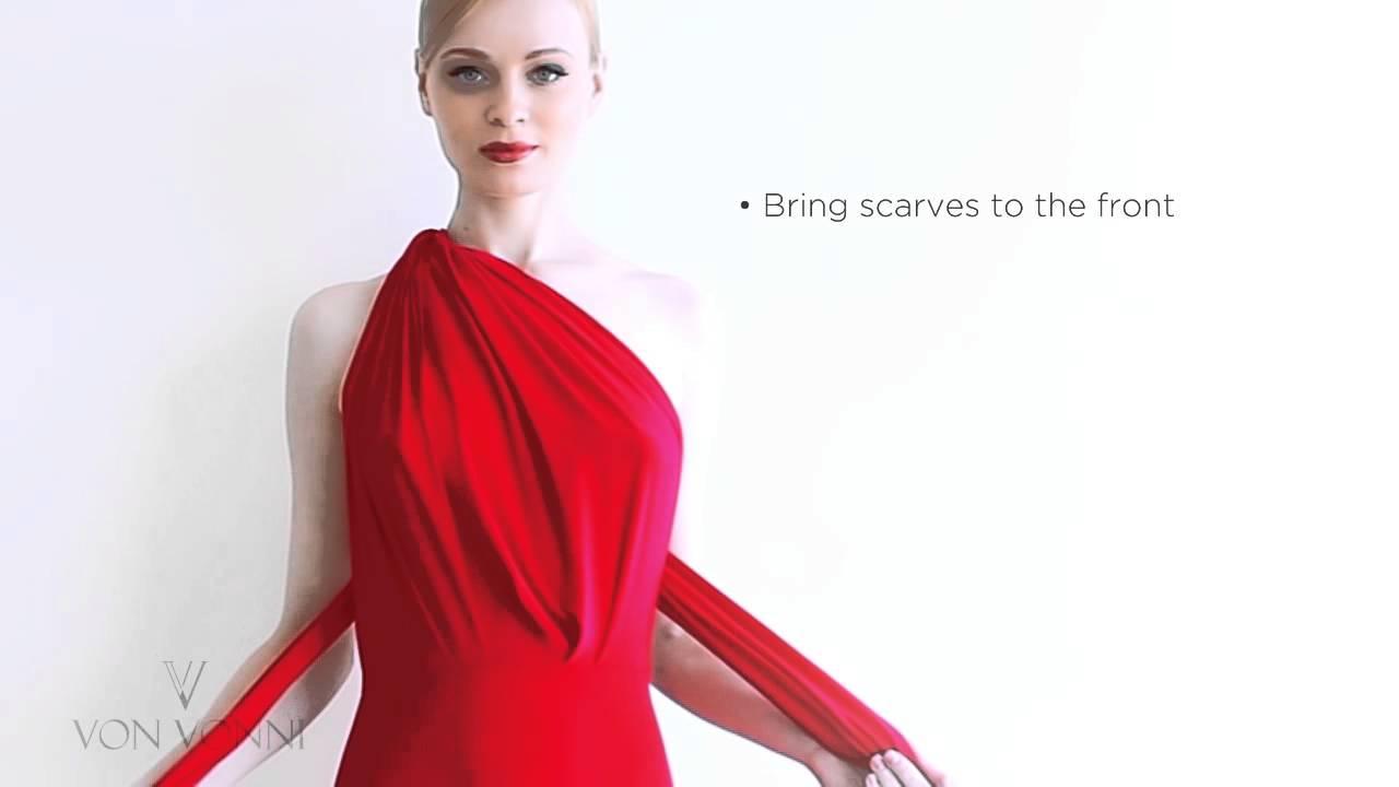 Von dress vonni how to wear