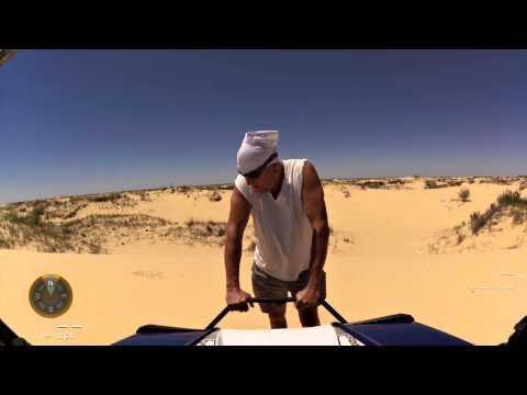 Kermit Sand Dunes 1st ride 5-1-2015