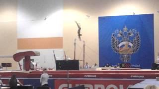 Ильянкова Настя Первенство России 2012