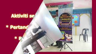 SEKATE CHANNEL : Episod 4 Kem Membaca 1 Malaysia KM1M 2018