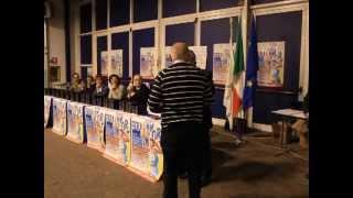 Premiazione Luciano Draghi Giornalista sportivo dell