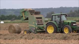 農場で働く車たち 河北潟干拓地 2016 9 16