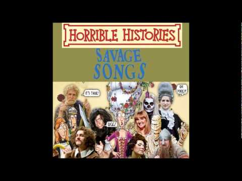 Horrible Histories: Savage Songs - 44. Ain't Stayin' Alive
