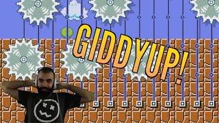 Mario Maker - Super Expert Highlights (Twitch Livestream 9/27/2016)