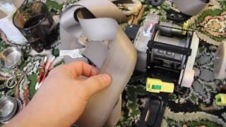 Ремонт передних ремней безопасности с преднатяжителями Subaru Outback BHE