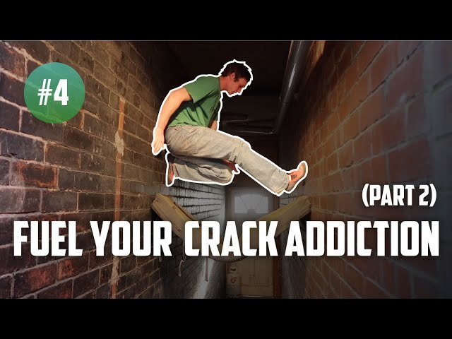 Fuel your crack addiction (part 2)