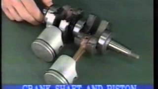DIY Engine Overhaul Yamaha outboard Motor 2 stroke 15HP