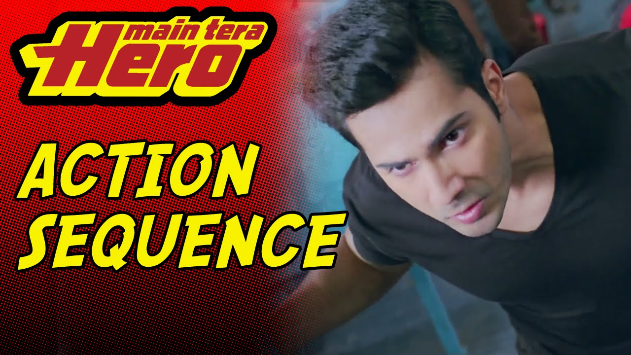 Download Scene From Main Tera Hero | Action Sequence - 1