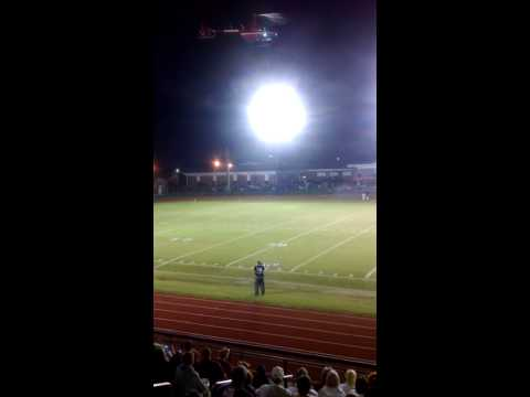 Golf Ball Drop at Carmi White County High School
