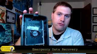 Emergency Data Recovery from a Failed SanDisk SSD on Linux