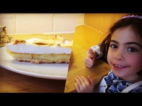 Tarte au citron - La cuisine de Lina #013