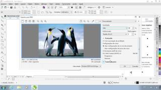 CorelDRAW X8: Como salvar em imagem JPG ou PDF