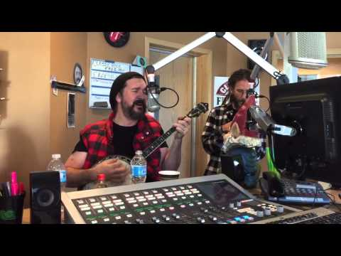 "Big Sugar ""Police Bway A Vampire"" Live @ Classic Rock Free 98.1 - London, Ontario"