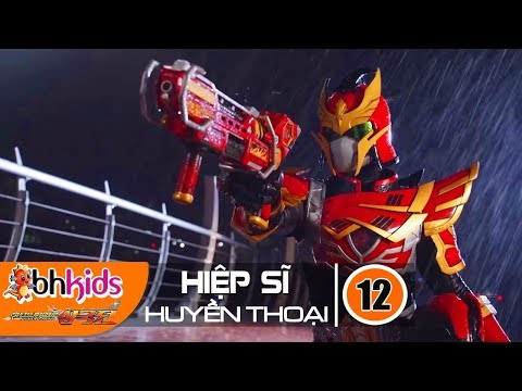 Legend Heroes - Ep 12 : The Birth of the Red Hero (Vietnamese Dubbed Version)