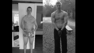 Body Transformation - 60 lbs Fat Loss and 25 lbs Muscle Gain