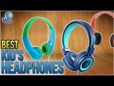 10 Best Kid's Headphones 2018