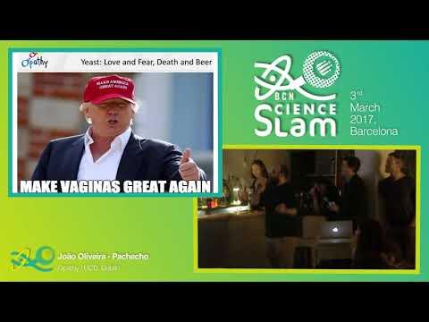 BCN Science Slam: ESR João Oliveira-Pacheco from Opathy ITN