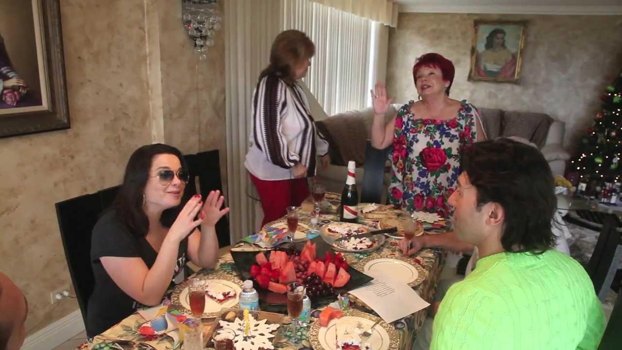 Мама Люда и Андрей в гостях у друзей / Каникулы в Майами