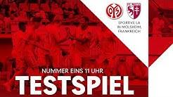 RE-LIVE: Testspiel | 1. FSV Mainz 05 - FC Metz | Spiel Eins
