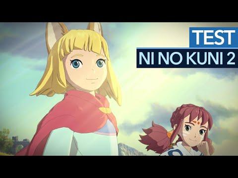 Ni No Kuni 2 Im Test / Review - Aus Den Schwächen Des Vorgängers Gelernt