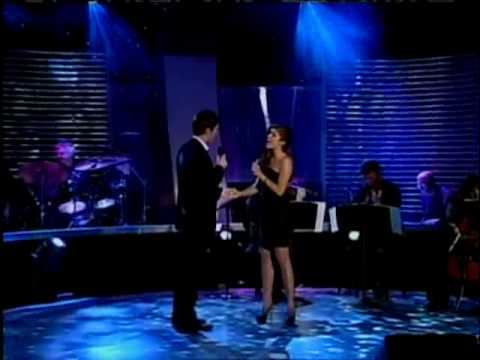 "West Side Story - Matt Cavenaugh and Josefina Scaglione ""Tonight"" @ pre-Tony concert"