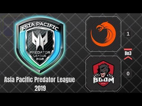 TNC vs Boom iD / Finals / Bo3 / Asia Pacific Predator League 2019/ Dota 2 Live