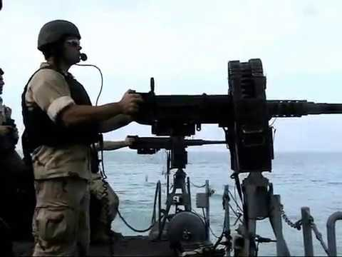 Tip of the spear US Navy 5th Fleet Middle East