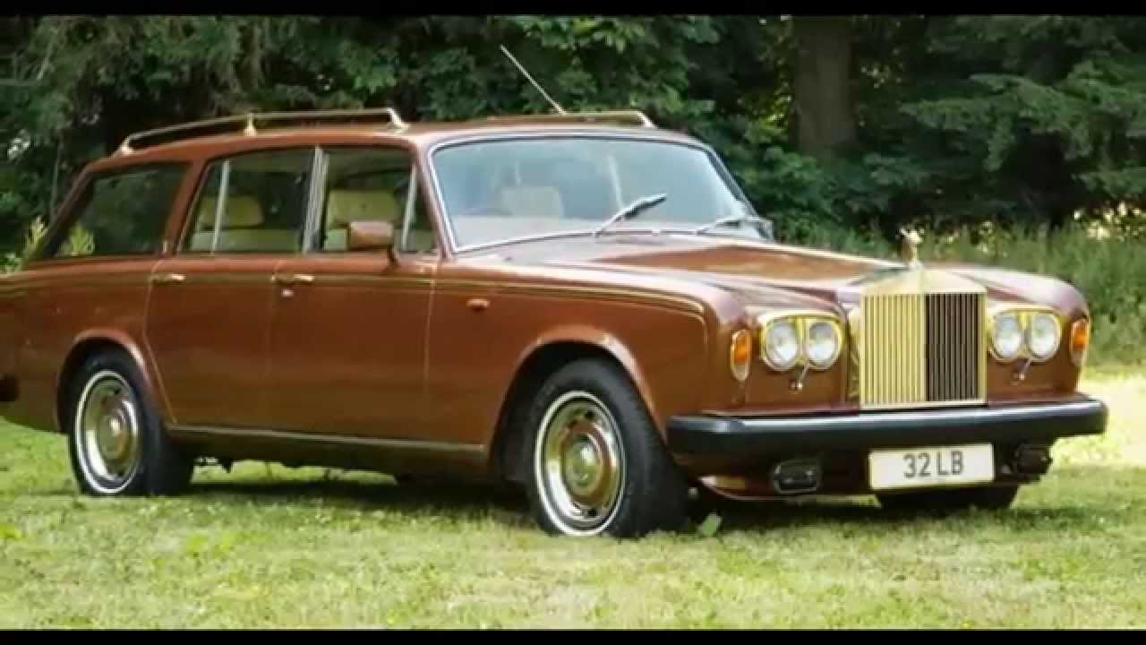 small resolution of 1980 rolls royce silver shadow ii shooting break ex john entwhistle of the who youtube