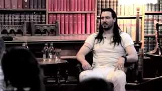 Andrew W.K. at the Oxford Union