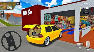 Volkswagen Polo GT Car Driving - Carros Rebaixados Brasil - Android Gameplay