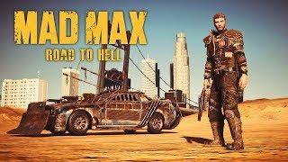 GTA 5: Mad Max - Road to Hell (Machinima)