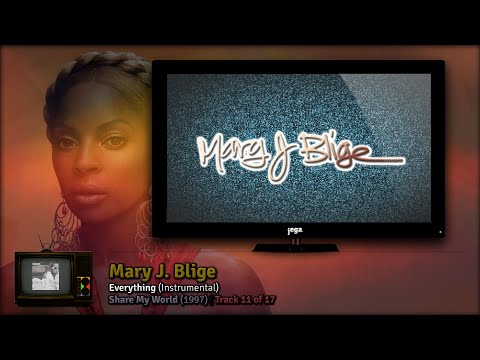 jegaTV  Mary J Blige: 07 Everything Instrumental
