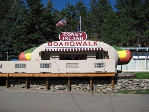 Coney Island Boardwalk Colorado