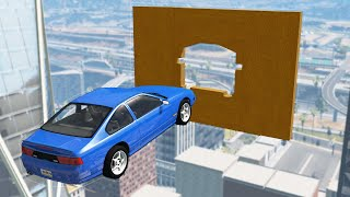 Incredible Car Stunts - BeamNG Drive
