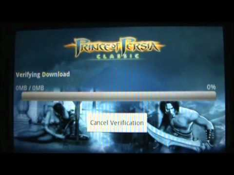 Prince of Persia 3.0.7