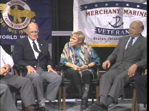 VMA-World War II Merchant Marine Veterans II interview